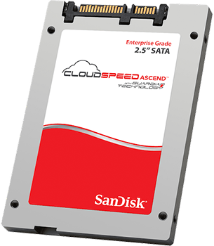 SanDisk CloudSpeed Ascend™ SATA SSD