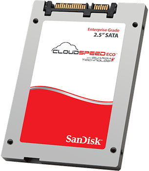 SanDisk CloudSpeed Eco™ SATA SSD