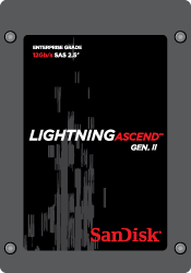 Lightning Ascend™ Gen. II SSD
