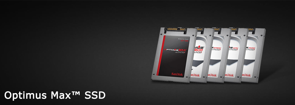 Optimus Series SAS SSD